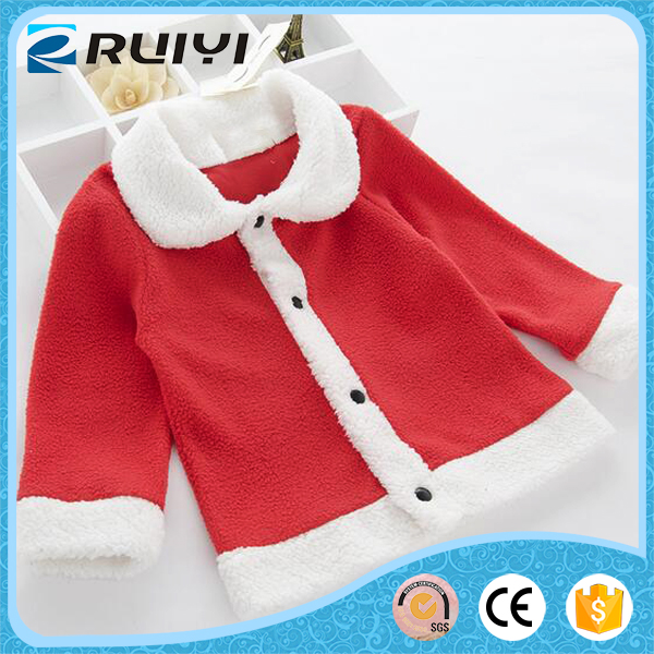 Factory price lamb wool Christmas sets for babys