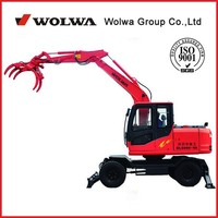 DLS890-9A Chinese wood cane loader with good price