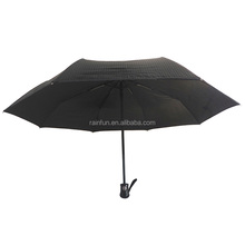 Unbreakable Storm Oem Print Uv Windproof Folding Umbrellas
