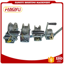 Steel Cable Hand Winch Manufacturer