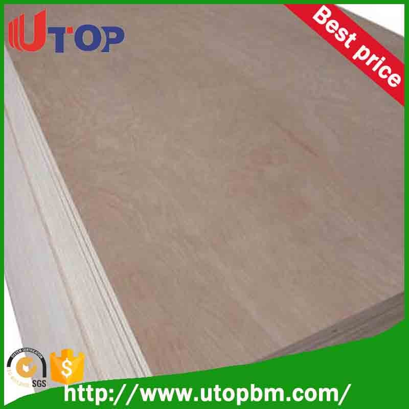 plywood manufacturer pencil cedar commercial plywood for Singapore from Linyi factory
