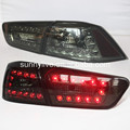 2008-2014 Lancer Exceed LED Tail Lamp for Mitsubishi YZ all smoke