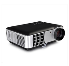 Full HD DLP smart LED mini 3D android projector RD806 with android os and TV