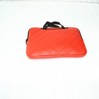 Factory price PU leather laptop handbag notebook tablet PC computer handbag