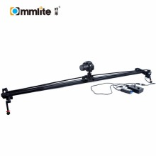 Commlite 120CM Ball-bearing Electronic Video Camera Track Slider with Adjustable Feet