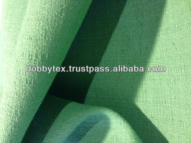 Dobby fabric (Bamboo pattern)