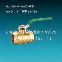 2pc brass ball valve export to India