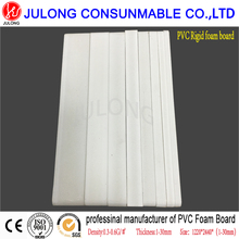 pvc foam 10mm 12mm 16mm pvc plastic foam board white color