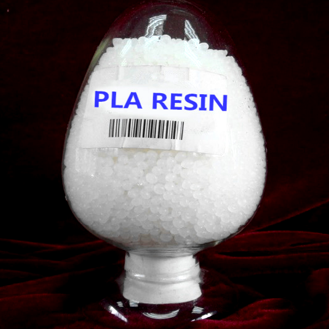 Biodegradable chemical white pellet polylatic acid