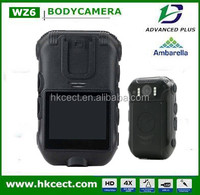 Special Design Removeable Battery External Cam Helmet 140 Degrees Angle Shock-Resistant Police Body Worn Camera