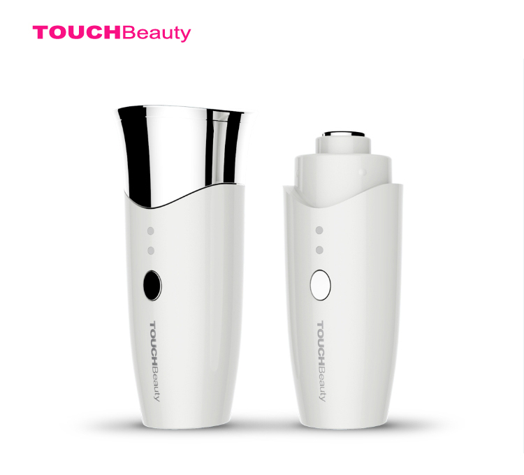 TOUCHBeauty electric sonic vbration eye device smooth eye device Eye massager with warm temperature for removing wrinkle TB-1188