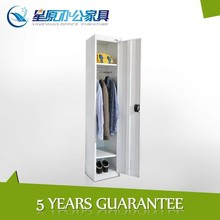 Chinese custom made metal single door vertical key locker portable wardobe closet