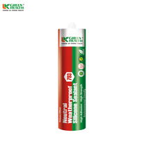 Fast Delivery Curtain Usage Duct Silicone Sealant