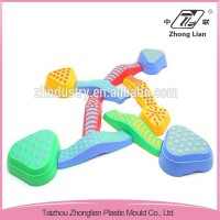 Plastic nursery school moveable educational balance toys for kids
