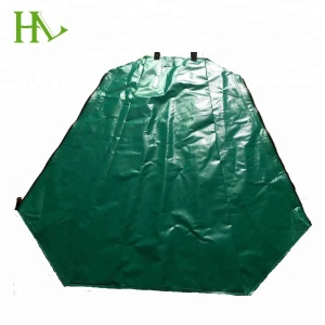 20 Gallon PVC Tarpaulin Tree Irrigation Bag, Watering Bag for Tree