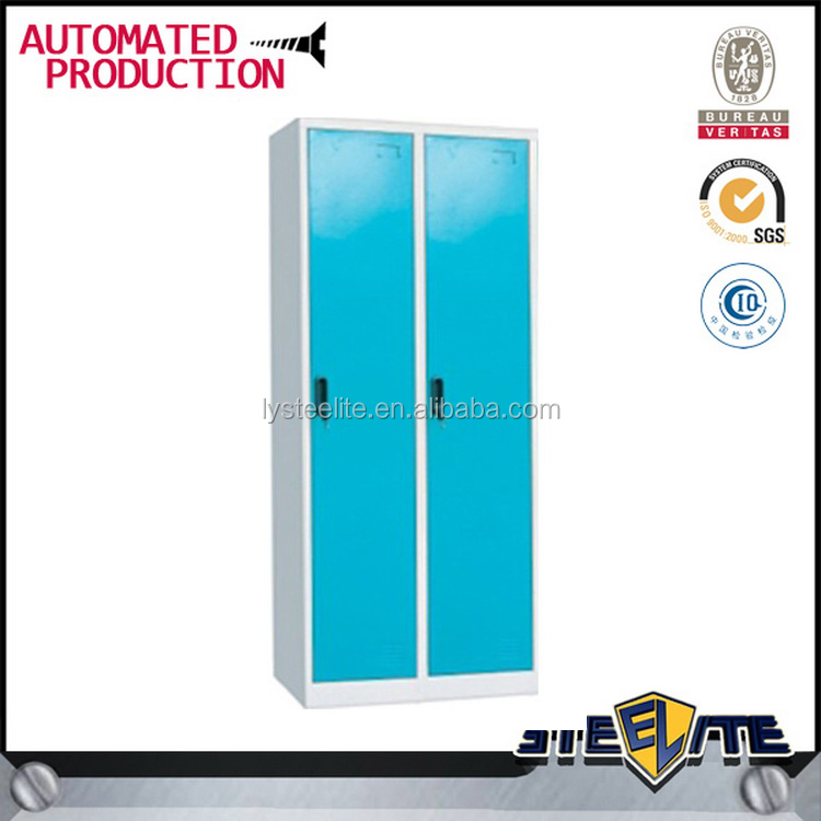 High gloss locker/factory price corner wall wardrobe locker/bathroom furniture locker