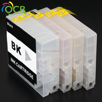 For Canon MB2050 MB2350 printer refillable ink cartridge pgi-1500 with pigment ink