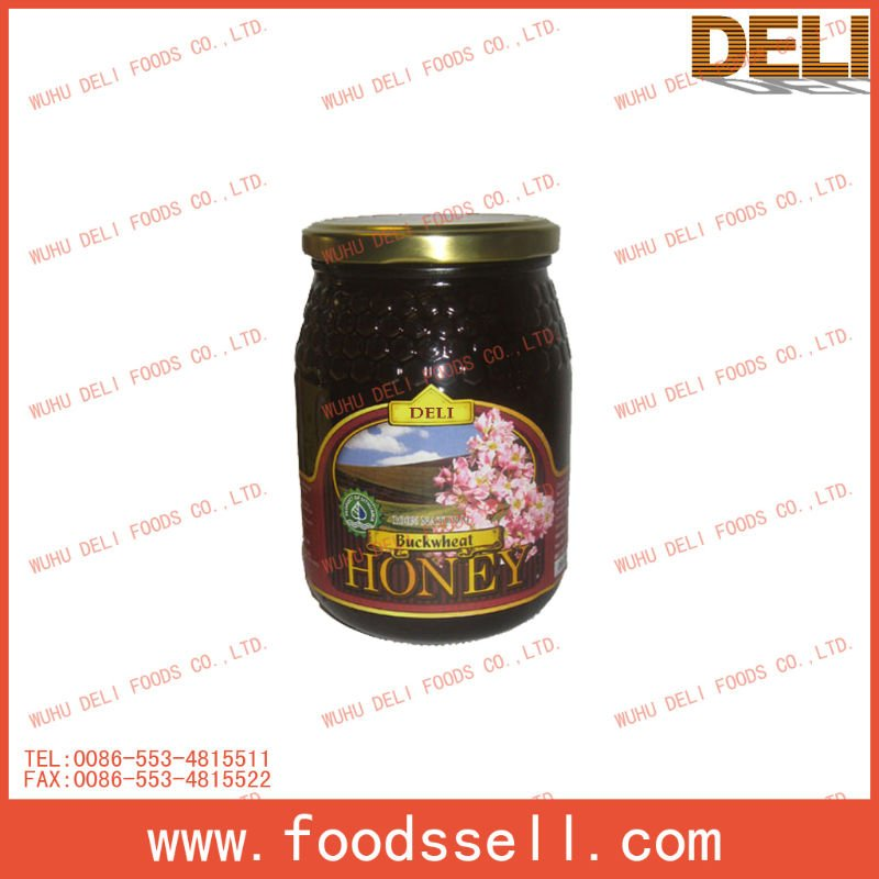 100% Pure Dark Color Honey for India
