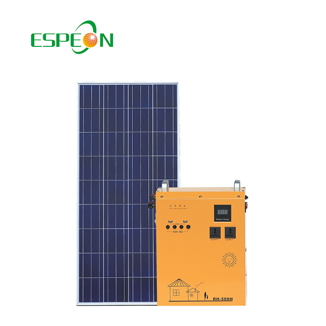 300W Portable DC Solar Power Generator for Solar Panel Kit