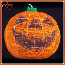 Supplier 24V simple pumpkin design for carving