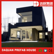 2018 modern 2-story prefab house / villa made of EPS sandwich panel
