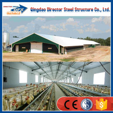 Kenya poultry house design prefabricated chicken farm