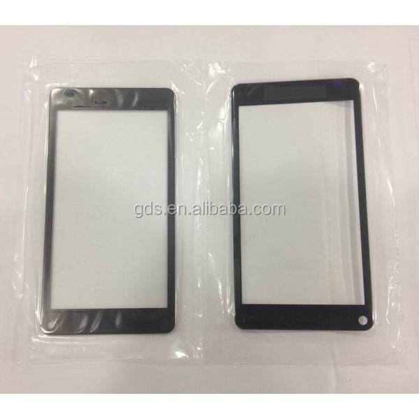 Front Screen Cover Glass Lens For Nokia N9