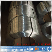 China supplier 9 gauge galvanized wire diameter with good quality