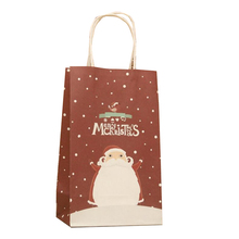 Wholesale ccrazy selling mini brown kraft paper bag