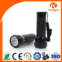 Dry Battery Flat Led Aluminum Portable Mini Torch Coral Reef Lights 12V Led Ressessed Lights