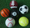Wholesale Promotional novelty sport golf ball gift set