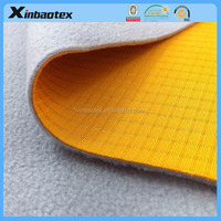 waterproof Rib double interlock functional fabric