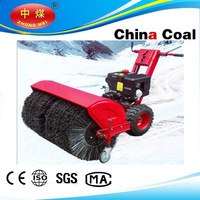 High strength threw the snow machine/snow blower/snow machine
