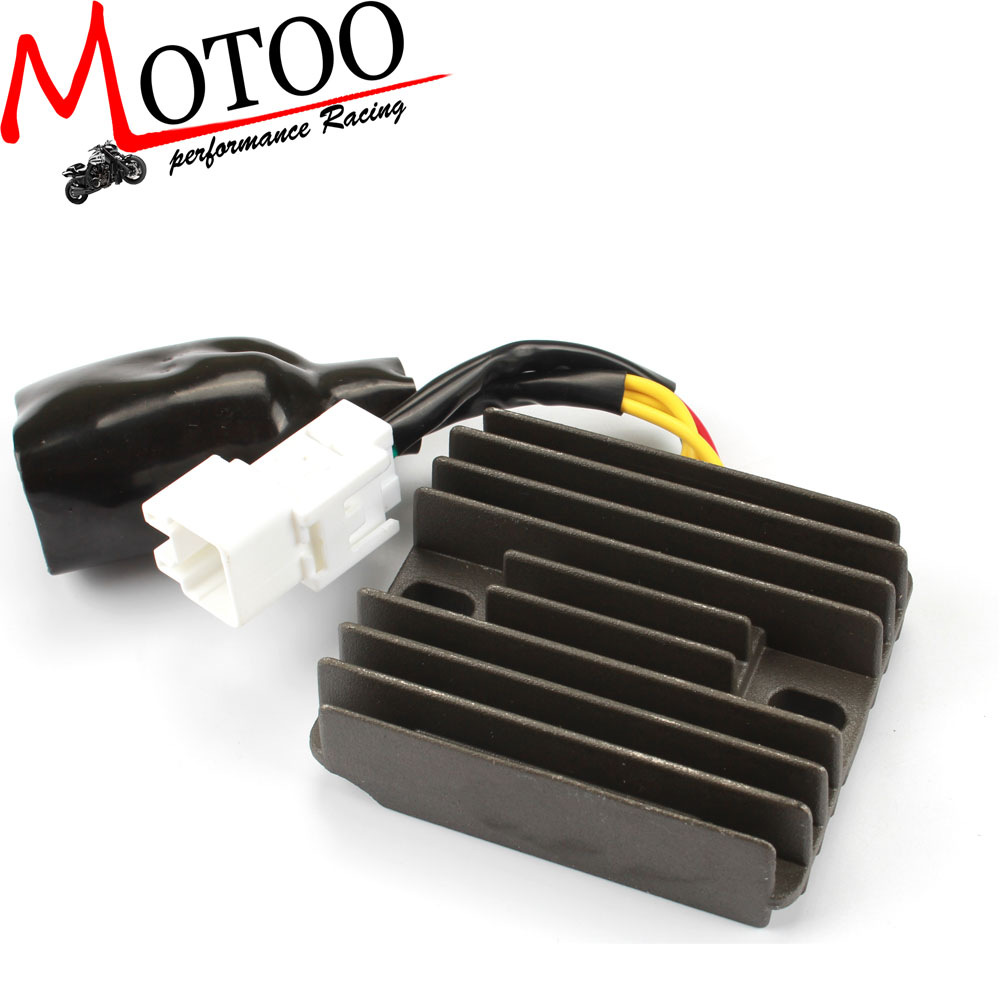 Soto racing - Motorcycle Voltage Regulator Rectifier For Honda CBR1000 RR 2004-2007 CBR600 RR 2007-2012