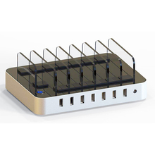 7 port USB Charging Station Dock for all mobile devices