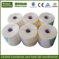 BOPP paper lamination roll film for biscuit packaging , flexible plastic film in roll