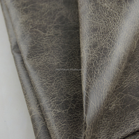 Artificial Leather Upholstery 100 Polyester Woven