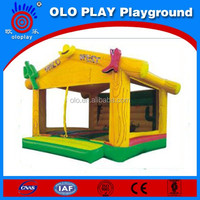 children toys inflatable jumping castle , inflatable bounce castle for kids