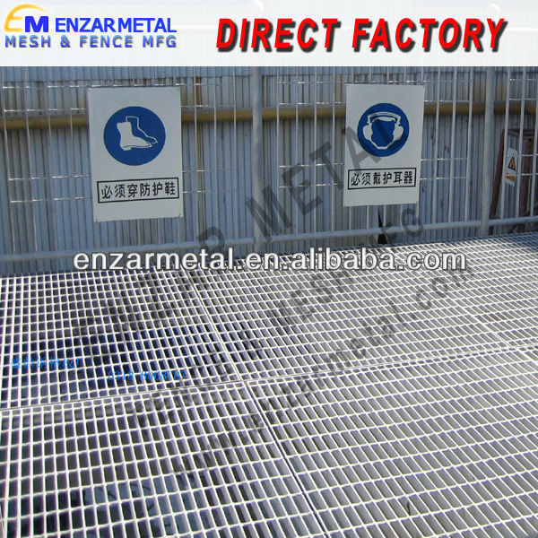 Galvanized Welded Steel Grating Grid Floor