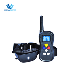 Good Pet Dog Electric Training Collar Supplier Hot Sell Remote Pet Dog Electric Training Shock Control Distance Collar