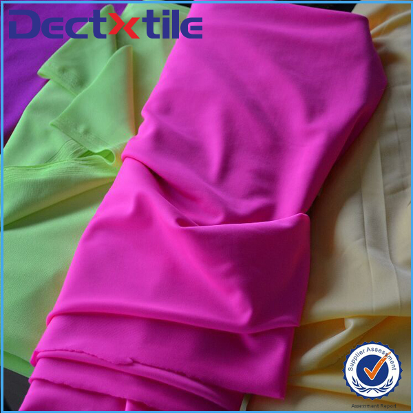 Stretchy!!! stretch lycra fabric textile and cloth used for bikini/sportswear/ gym gear/sexy lingerie/night wear