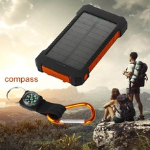 20000mah colorful solar power bank