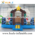 2018 inflatable bouncer, inflatable christmas house with gifts for Kids