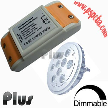 Dimmable led driver for led grow light review (CE, ROHS, FCC approved)