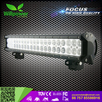 black with great price high quality 36w led truck light bar