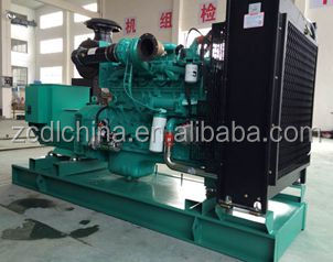 Brand new diesel generator construction site use 160kw genset