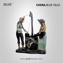 high quality casting bronze fountain BRFA-10