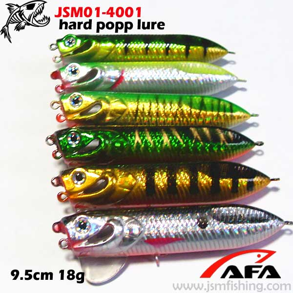 Popper lure hard fishing lure JSM01-4001