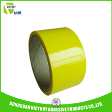 Alibaba Express High Quality Free Single Side Coated Brown Rolling Wonder Bopp Tape For Carton Packing