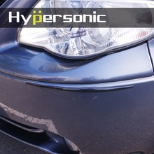 Hypersonic HP6165 car rubber plastic car bumper guard